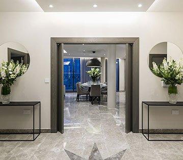 The Platinum Penthouse